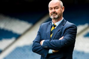 Steve Clarke is preparing to select a backroom team after taking the Scotland job