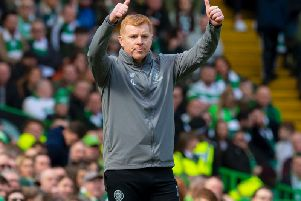 Celtic interim boss Neil Lennon