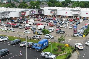 The retail property deal includes Kittybrewster Retail Park in Aberdeen. Picture: Contributed