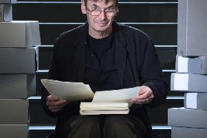 Forgotten Ian Rankin scripts for supermarket sitcom and TV crime drama found in archive donated to National Library
