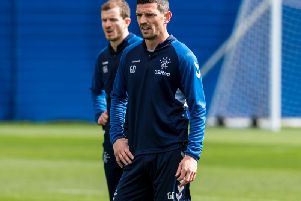 Graham Dorrans has reportedly been attacked in a horror incident. Picture: SNS