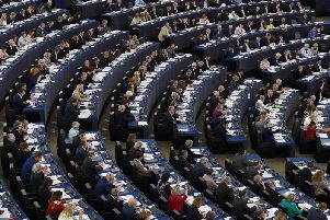 The 2019  European Parliament elections were held on the 23 May. Picture: Frederick Florin