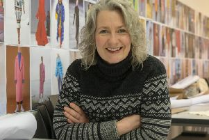 Libby Curtis, head of Grays School of Art atRGU. Picture: Contributed