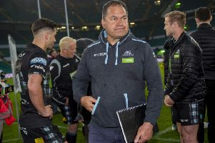 25/05/19 GUINNESS PRO 14 FINAL'GLASGOW WARRIORS V LEINSTER'CELTIC PARK - GLASGOW'Warriors head coach Dave Rennie