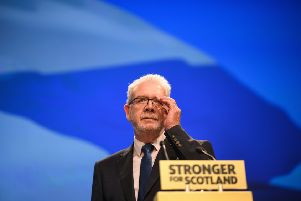 Michael Russell will address MSPs as early as next week. Picture Jeff J Mitchell/Getty