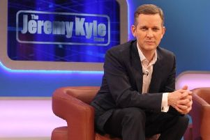 The Jeremy Kyle Show was hugely popular