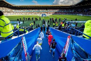 BT Murrayfield hosted the Betfred Cup semi-final between Hearts and Celtic in October. Pic: SNS