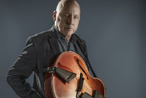 Songwriter and guitarist Mark Knopfler ranged over his impressive body of work