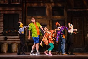 Avenue Q is still as fresh and funny as ever