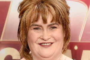 This tour marks Susan Boyle's return to touring after a four year gap (Photo: Getty Images)