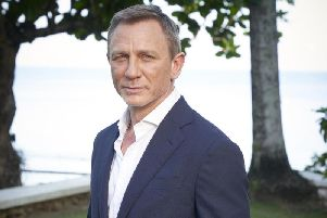 Bond star Daniel Craig was injured in an earlier incident on production of the latest movie.