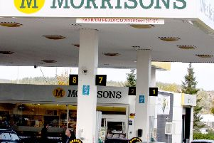 Morrisons will cut their prices at the fuel pump from tomorrow