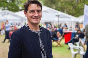 Nick Barley said the book festival had failed to make 'positive progress' in its efforts to resolve problems securing visas for overseas authors.