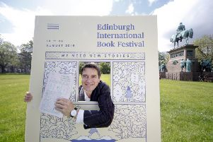 Festival director Nick Barley launched the 2019 programme today.
