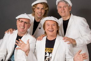 The Rubettes featuring Alan Williams