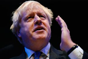 There is no evidence to sugges Boris Johnson has what it takes to steer a course through the most treacherous waters in political memory