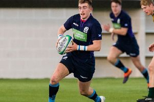 Nathan Chamberlain will captain a much-changed Scotland Under-20 side against New Zealand. Picture: SNS/SRU