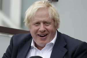Boris Johnson is the front-runner to replace Theresa May as leader of the Conservatives