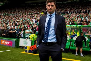 Rangers boss Steven Gerrard is prepared to allow duo to leave on loan. Picture: SNS