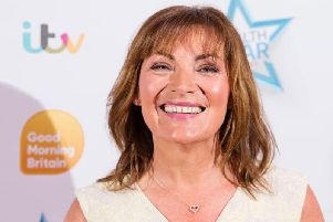 Lorraine Kelly criticised Esther McVey's stance on LGBT rights (Photo: Getty Images)