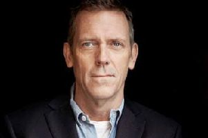 Hugh Laurie found fame at the Edinburgh Festival Fringe in 1981 performing with the Cambridge Footlights.