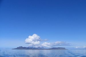 A new teacher is needed for Eigg Primary School in the Inner Hebrides. PIC: Isle of Eigg/Creative Commons/Flickr
