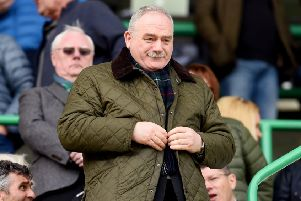 Hibs chairman Rod Petrie is set to become SFA President. Picture: Craig Foy/SNS
