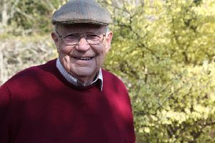 Jim McColl stepped down from his long-running presenting role at Beechgrove Garden earlier this year. Picture: BBC