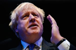 Boris Johnson.  (Photo by Christopher Furlong/Getty Images)