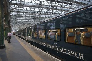 The new Sleeper train. Picture: TSPL