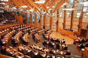 MSPs will today vote on the Census Bill.