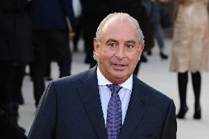 Around 1,000 jobs are at risk as 23 stores from Sir Philip Green's Arcadia portfolio are due to close under the deal. Picture: Ian West