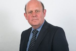 Lord Provost Frank Ross. Contributed