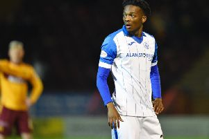 Matty Willock has opted for Gillingham ahead of Rangers. Picture: SNS