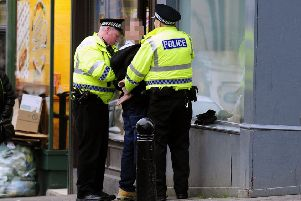 A review of police stop and search powers has been published. Picture: Michael Gillen