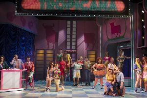 Club Tropicana - Edinburgh Playhouse