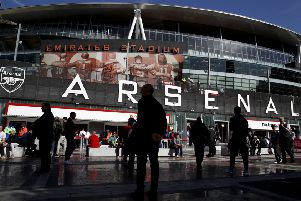 An Arsenal youth coach has been fined.  Picture: Julian Finney/Getty Images