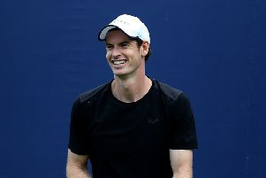 Andy Murray feared his career was over. Picture: PA.
