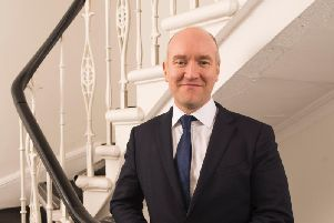 Stephen Docherty, founder and MD of Elite Training. Picture: Contributed