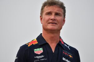 David Coulthard PIC: Thananuwat Srirasant/Getty Images