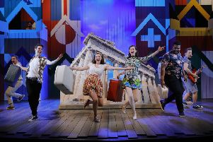 Summer Holiday at Pitlochry Festival Theatre