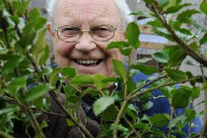 Jim McColl recently retired as a presenter of The Beechgrove Garden, which has now been moved from its BBC2 slot (Picture: Kate Sutherland/BBC)