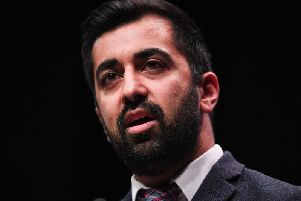 "Justice Secretary Humza Yousaf has been urged to ""rip up"" a confidentiality agreement with the SPFL on its sectarianism data."