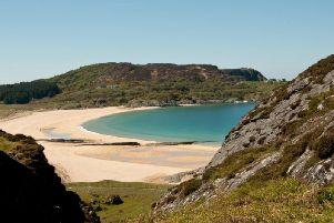 Kiloran Bay, Isle of Colonsay. (Picture: Shutterstock)