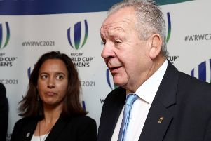 World Rugby chairman Bill Beaumont. Picture: Phil Walter/Getty Images