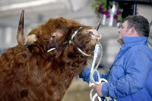 A new group to support Scotland's rural economy met for the first time at the Royal Highland Show today.