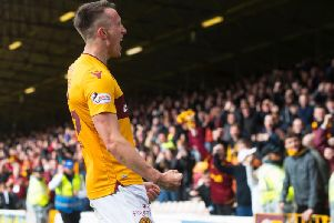 David Turnbull could end up at Celtic after all. Picture: SNS