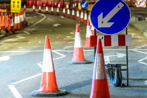 Don't get caught out this week - these are the Edinburgh scheduled roadworks (Photo: Shutterstock)