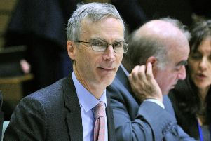 Andrew Murrison will meet with the government in Tehran. Picture: Getty
