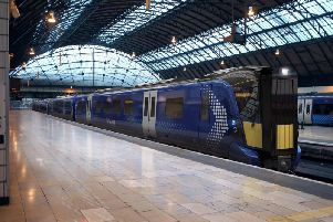 ScotRail outlined a performance improvement plan in March.